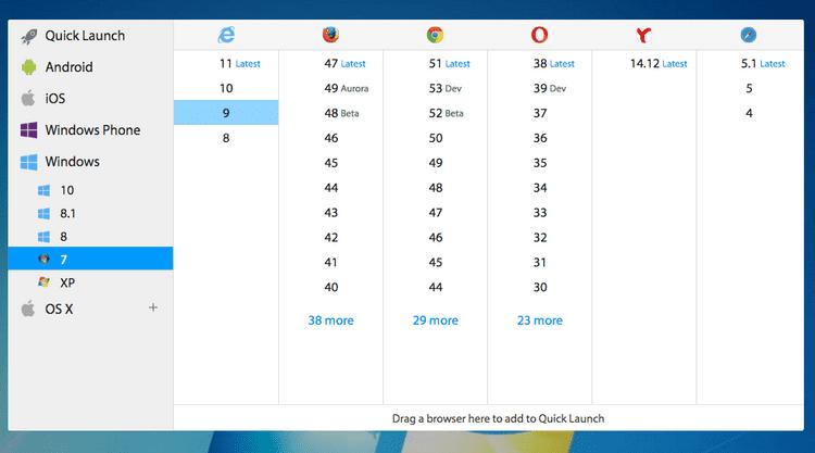 A Deep Look into BrowserStack, CrossBrowserTesting, & SauceLabs | Derricks  Docs